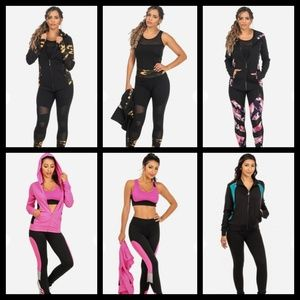 Other - 3 pc work out suits